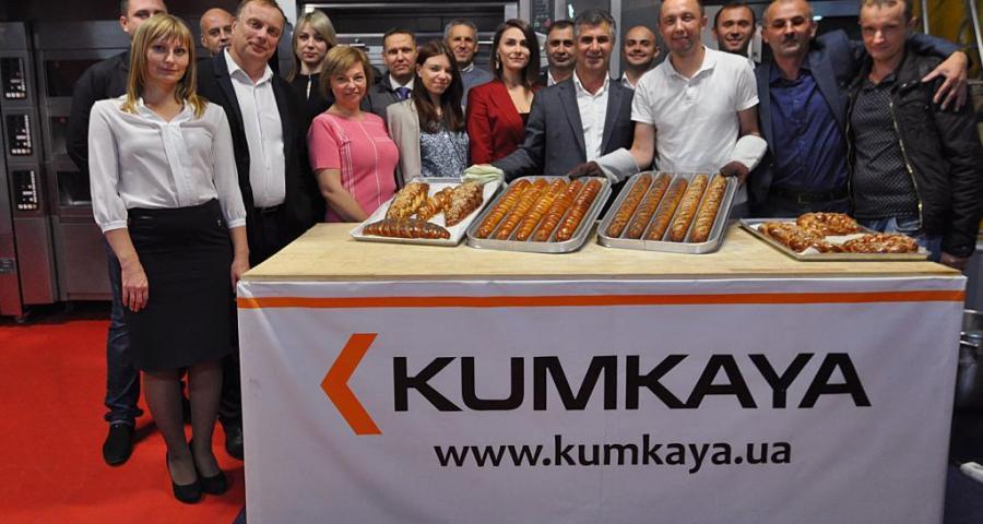 Шоу-рум компанії Kumkaya 2018