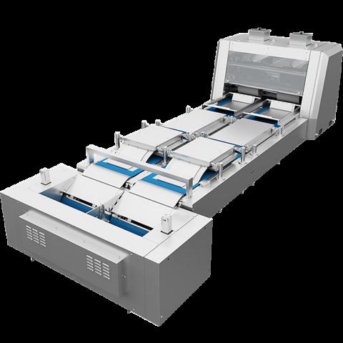 Тістозакаточна машина LM 5000
