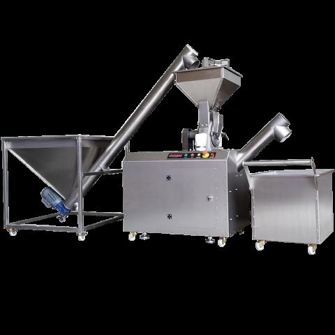 Млин для виробництва цукрової пудри PD03
